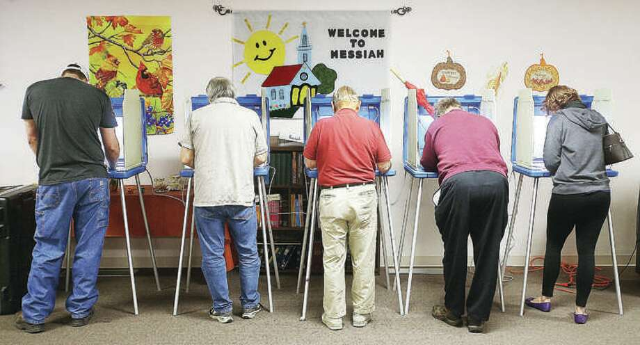 Click through the slideshow to see how Midlanders voted in the local and statewide races.