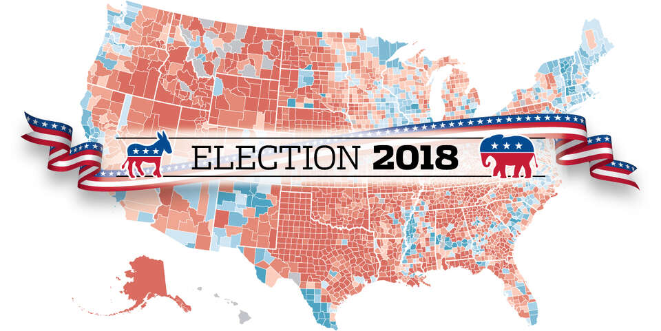 Map Of California Election Results.Election 2018 Latest Results On San Francisco Bay Area And