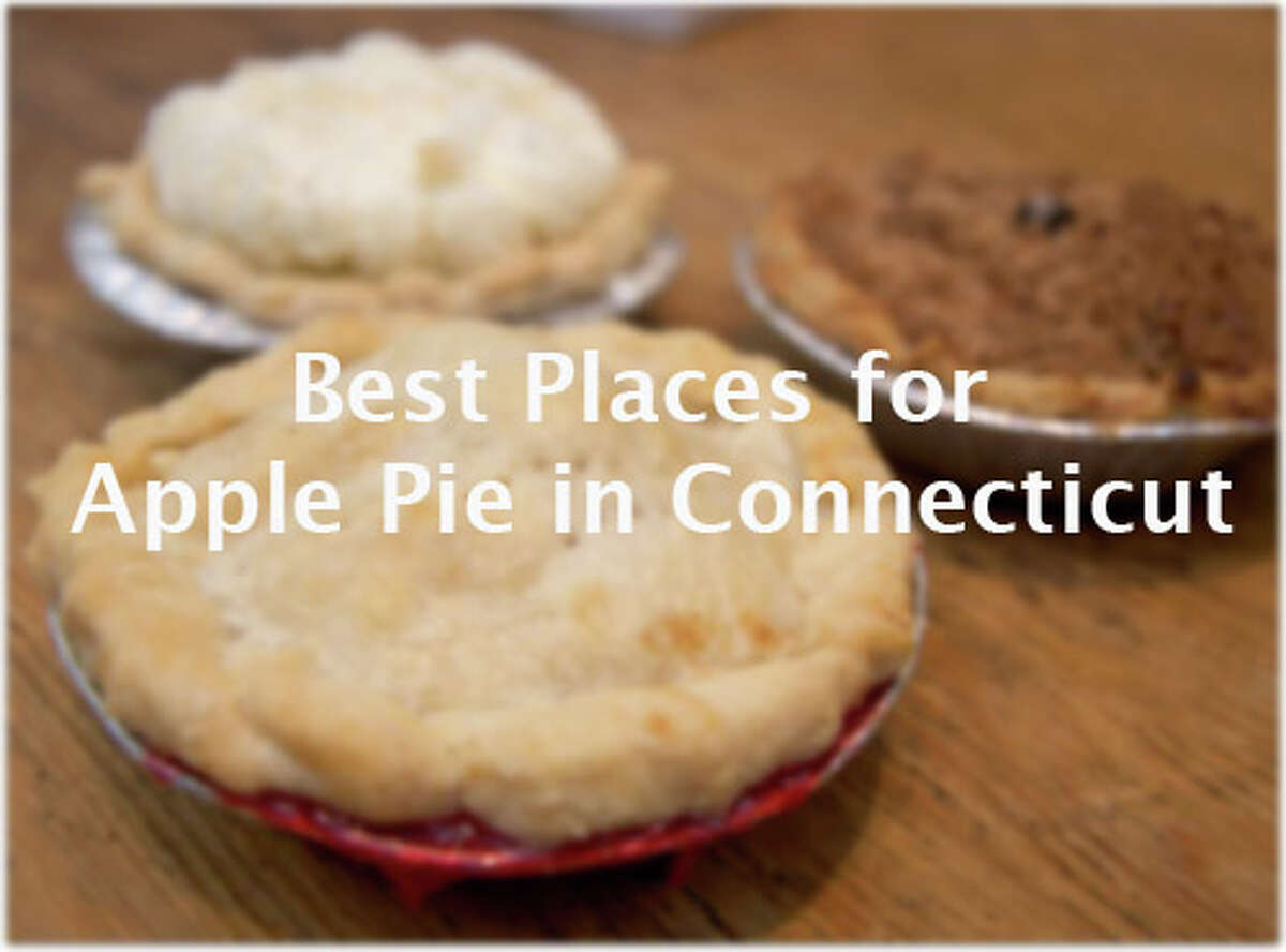 Apple pie is the quintessential autumnal food, and what better way to enjoy it than from one of the many fantastic bakeries in the state. Click through to see where you can get the best apple pie in the Connecticut.
