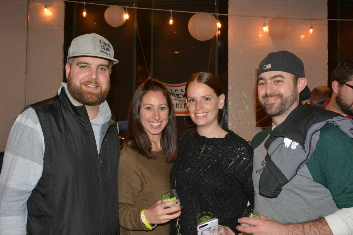 Two Roads Brewing Co. in Stratford held its fifth annual Connecticut Brewers Fest on November 5, 2018. Guests enjoyed beer samples from more than 40 breweries and food from local food trucks. A portion of the proceeds from benefit the Connecticut Craft Brewer's Guild. Were you SEEN?