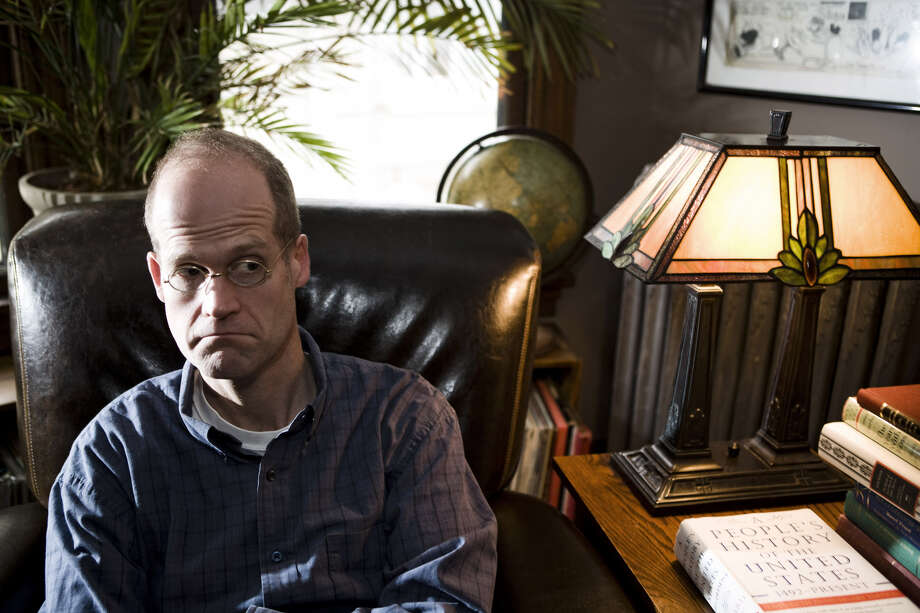 Chris Ware (photo by Seth Kushner) Photo: Chris Ware (photo By Seth Kushner)