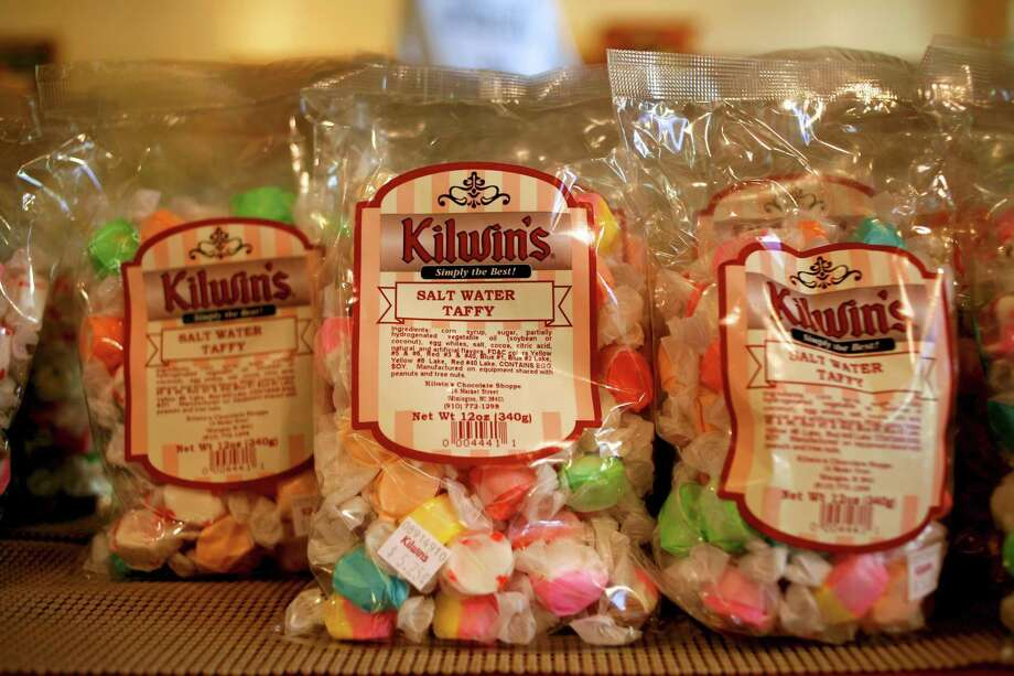 Kilwin's Chocolates and Ice Cream shop will soon open in Sugar Land Town Square. Shown here is a look inside a shop located at 16 Market St. in downtown Wilmington, N.C. Photo: Keri Wiginton / DirectToArchive