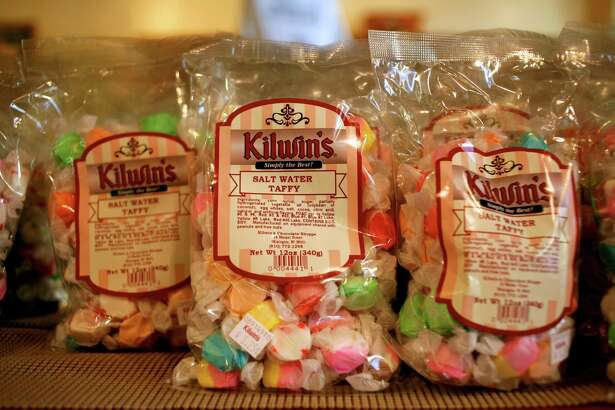 Kilwin's Chocolates and Ice Cream shop will soon open in Sugar Land Town Square. Shown here is a look inside a shop located at 16 Market St. in downtown Wilmington, N.C.