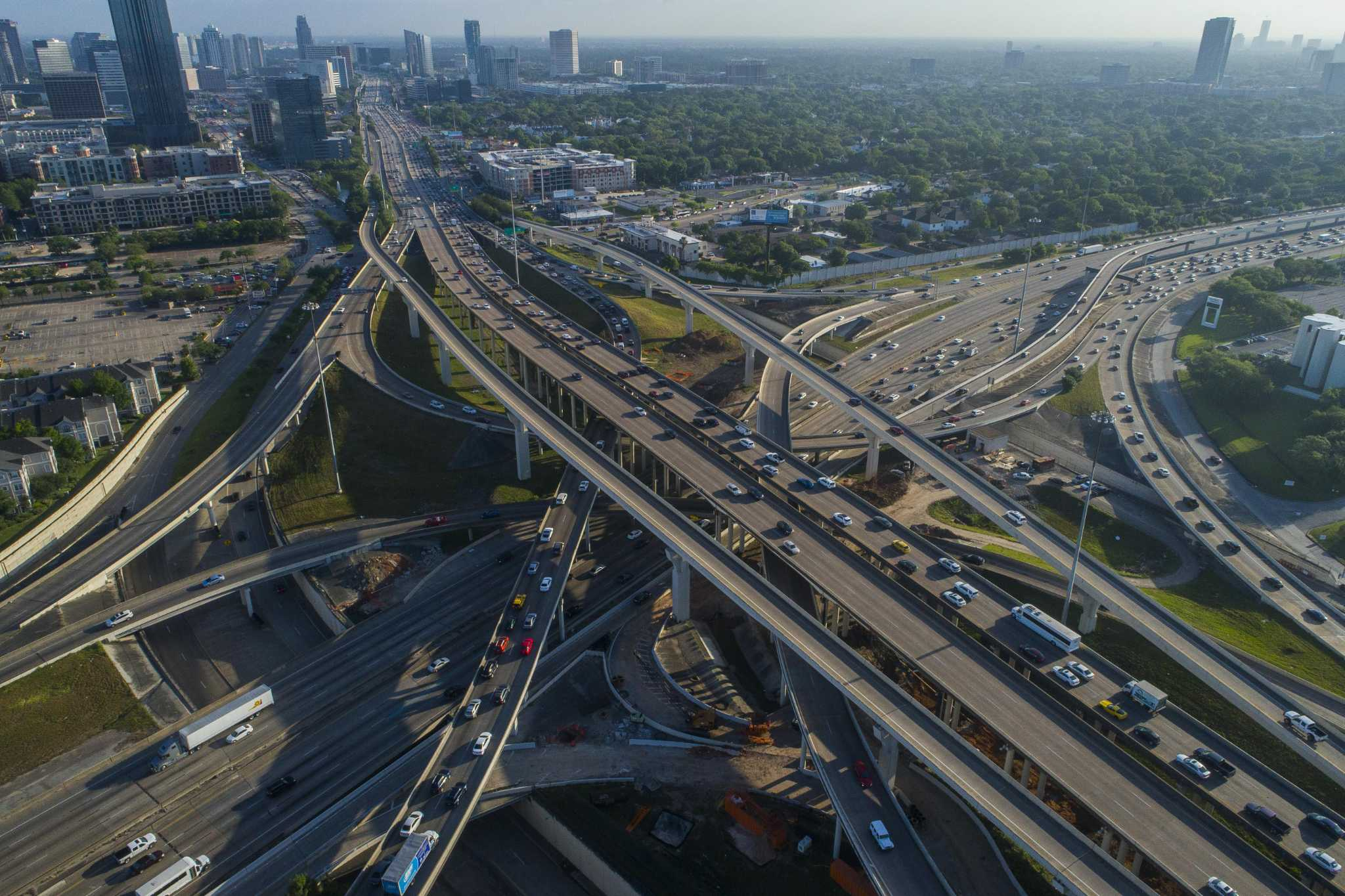 New construction headache for West Loop 610 drivers