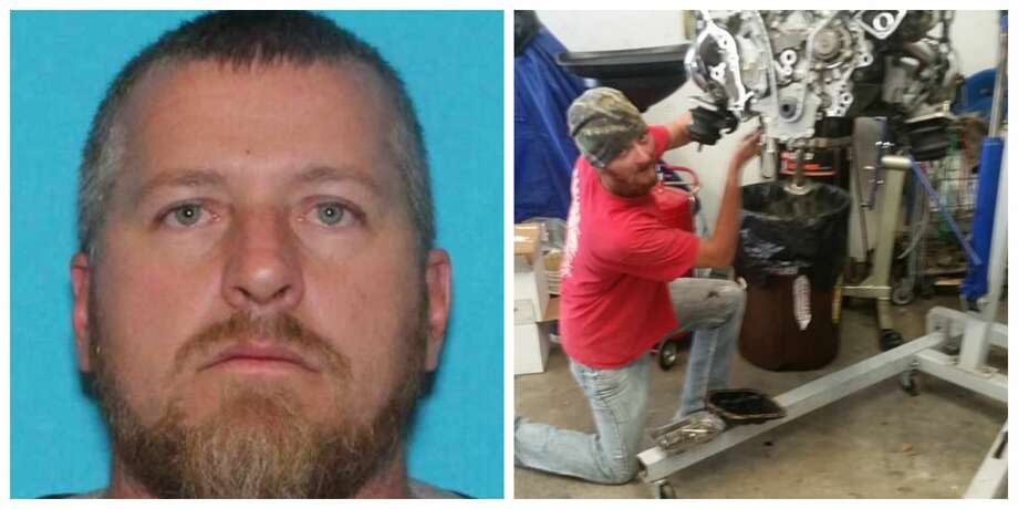 Cameron Wilson Spencer (seen above) was arrested on Nov. 1 after confessing to the murder of Jerad Dalton Mattingly, a man who had been a customer of his own Spencer's Auto Repair in Baytown. Photo: Handout / Facebook