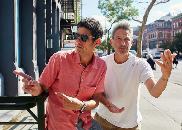 Beastie Boys back onstage — for wild book event
