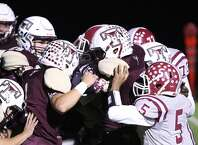 The Jasper Bulldogs took care of Tarkington at Friday night's game.