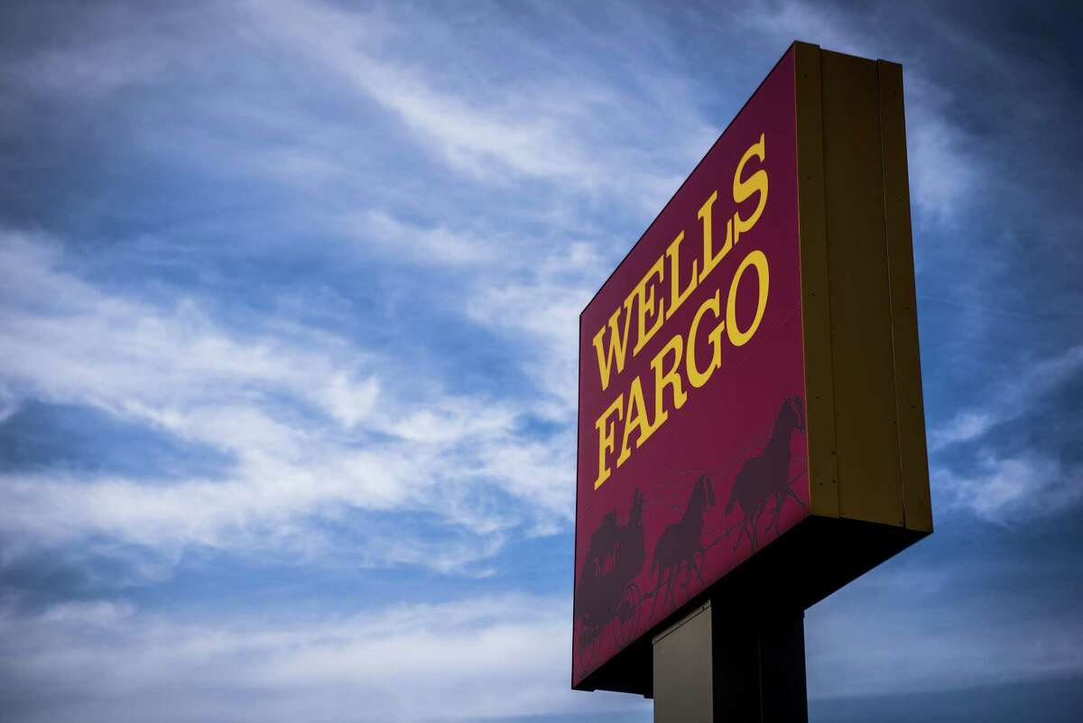 A Wells Fargo bank branch in Evanston, Ill., on Tuesday, July 10, 2018.