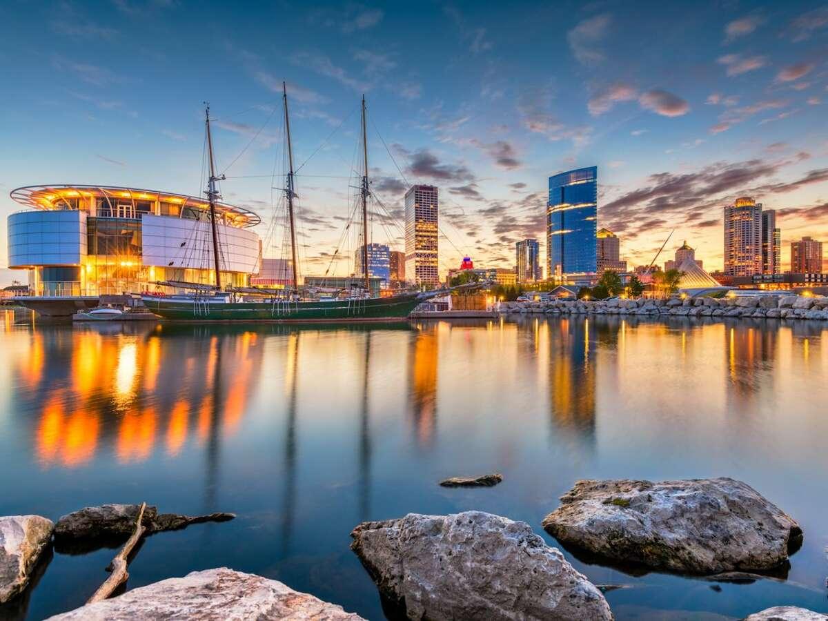 21. Milwaukee, Wisconsin