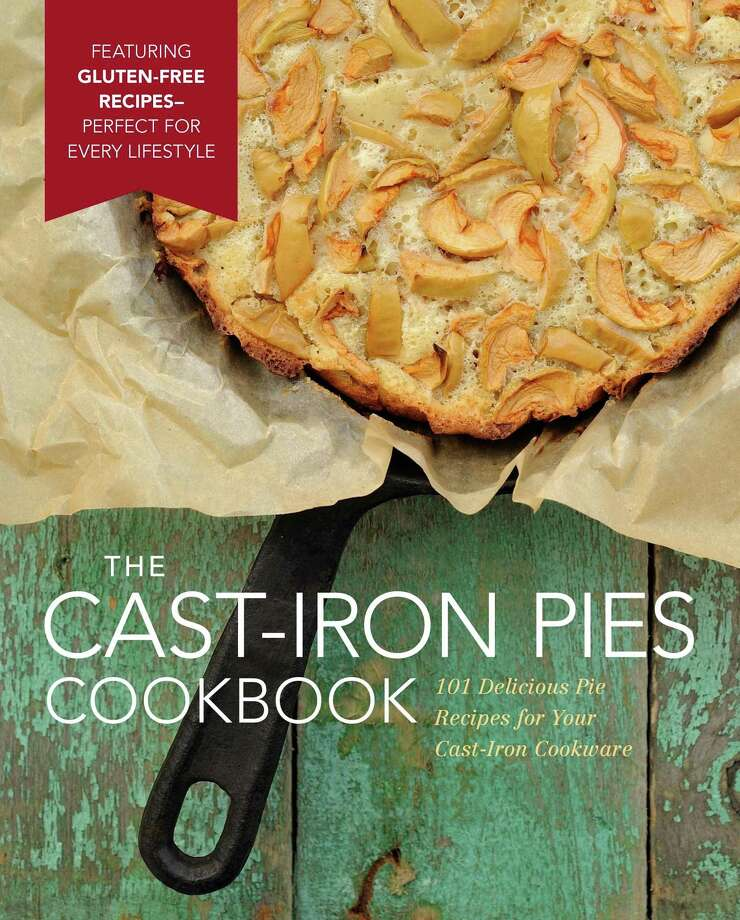 """The Cast-Iron Pies Cookbook"" Photo: Cider Mill Press"