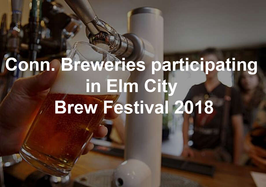 The fourth Elm City Brew Festival on Saturday, Nov. 17, 2018 will feature the hoppy work of 60-plus brewers from across the land, including these Connecticut breweries.... Photo: File