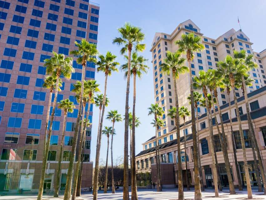 9. San Jose, California The word you'll see most on job ads?
