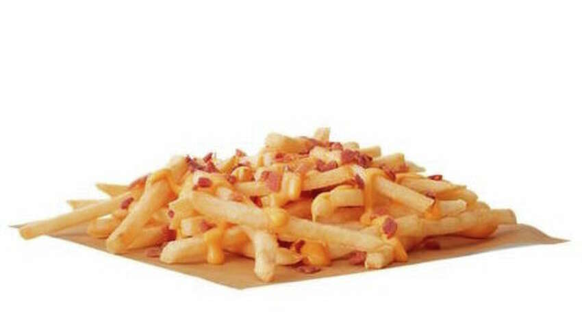 Cheesy Bacon Fries are the newest, limited-time offerings at Bay Area and Hawaii McDonald's locations. Scroll through the gallery to see20 fast food menu items that have been discontinued.