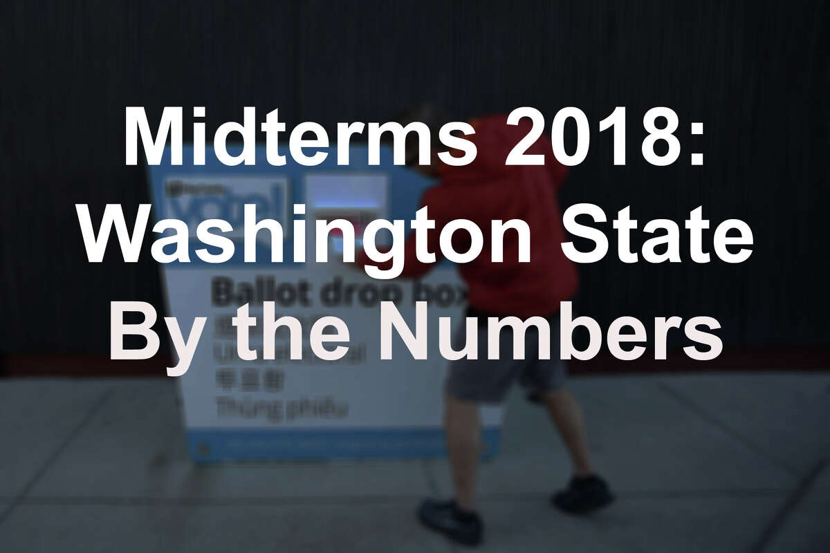 The midterms in 2018 have been accompanied by a lot. There's been celebrity endorsements, huge social media buzz and a hectic political climate. In Washington state, there's been some huge numbers as well. Voter turnout numbers are big, as was spending for several initiative campaigns. Here's the elections, by the numbers, in all their hyperbolic glory.