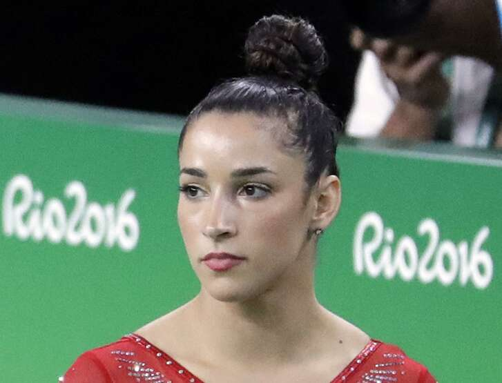 """Aly Raisman said the USOC's move against USA Gymnastics """"is a significant step forward that is necessary for the overall health and well-being of the sport and its athletes."""""""