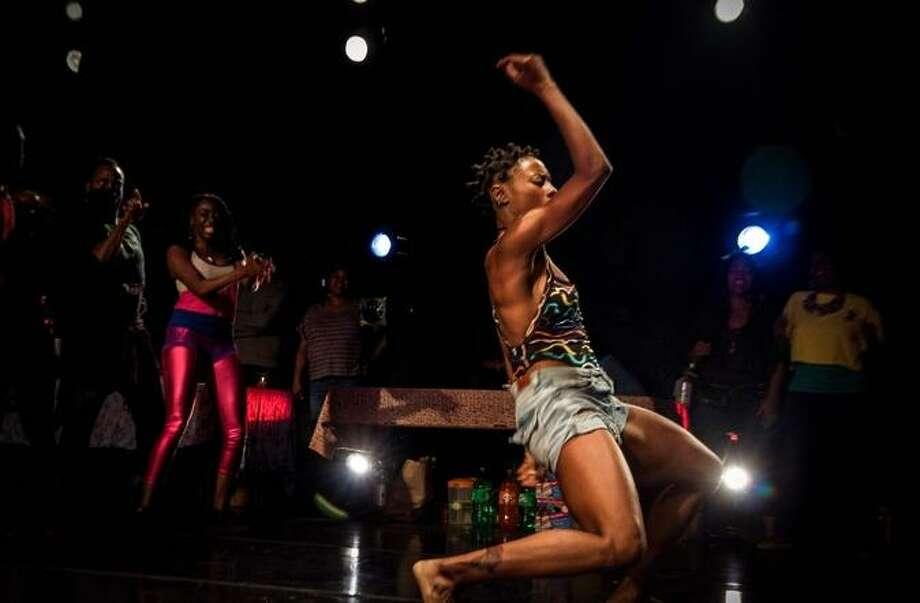 Bakanal de Afrique includes dance in a multi- genre festival honoring the African diaspora. Photo: Mecca Woodard