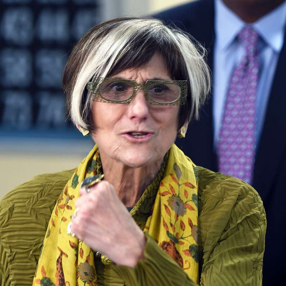 U.S. Rep. Rosa DeLauro October 1, 2018 Photo: Arnold Gold / Hearst Connecticut Media / New Haven Register