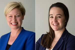 State Representative District 134 candidates Sarah Davis and Allison Lami Sawyer.