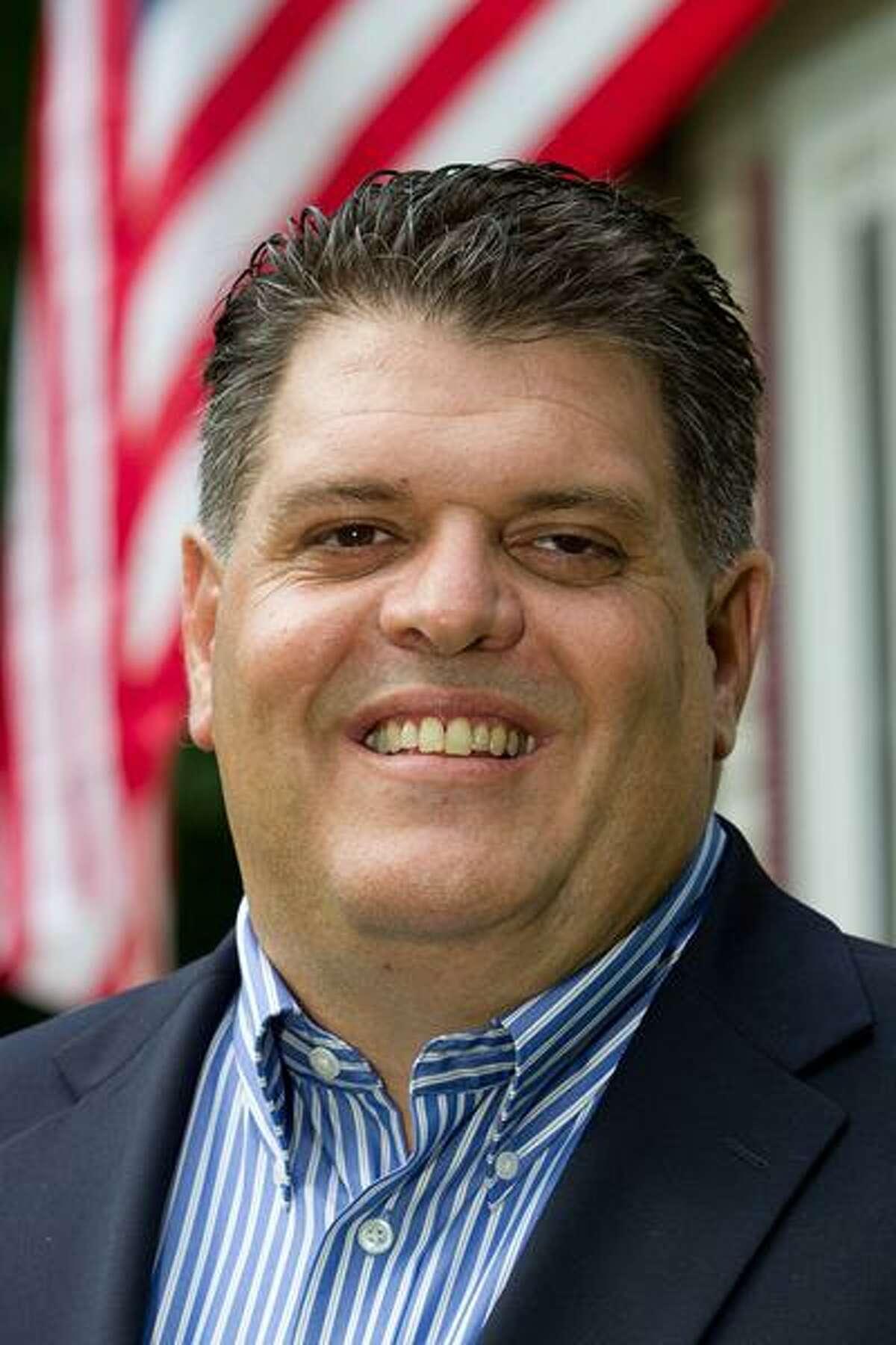 State Rep. Dave Rutigliano, R- Trumbull.