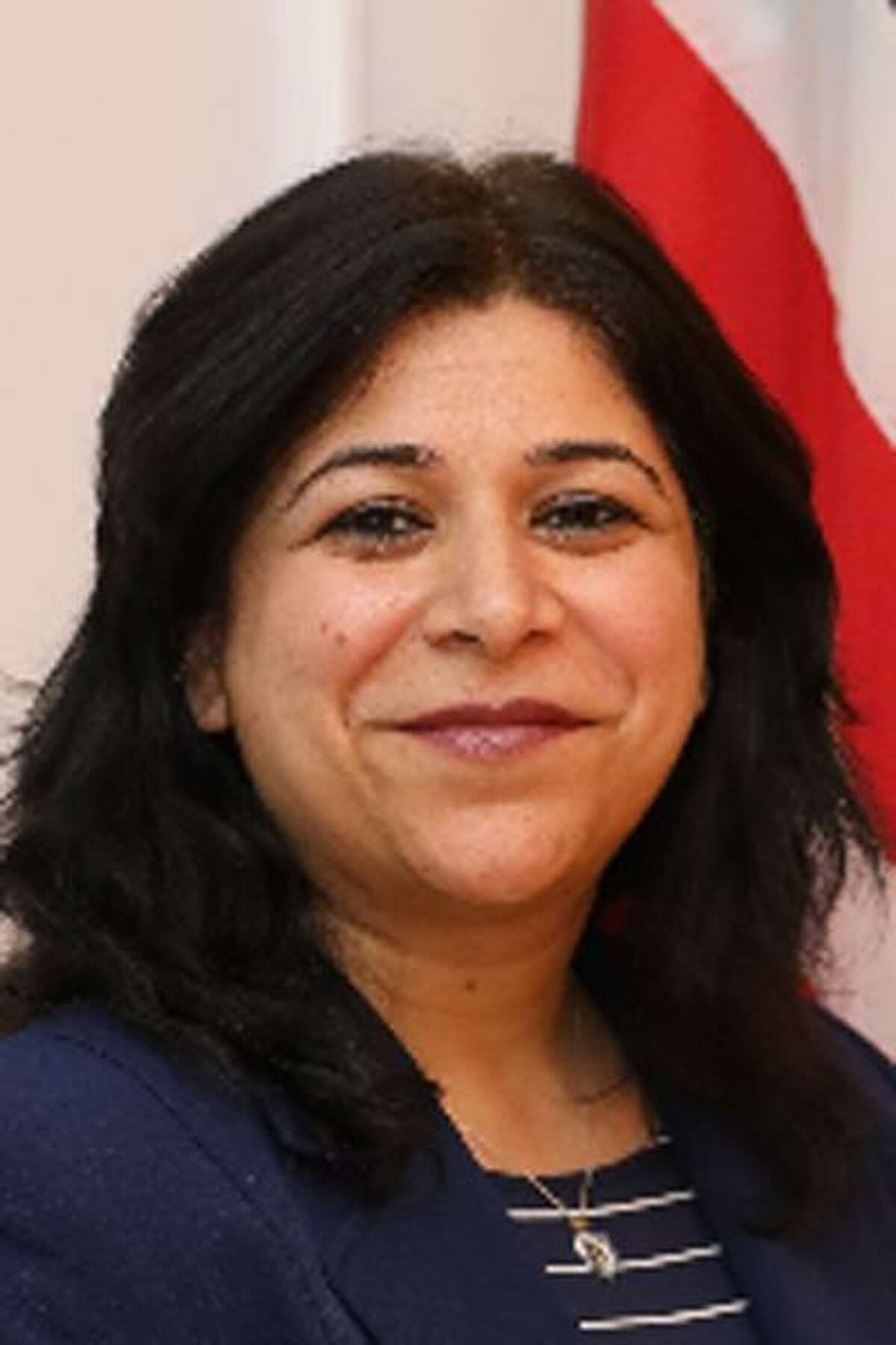 Sujata Gadkar-Wilcox, democratic candidate in the 123rd house district, 2018.
