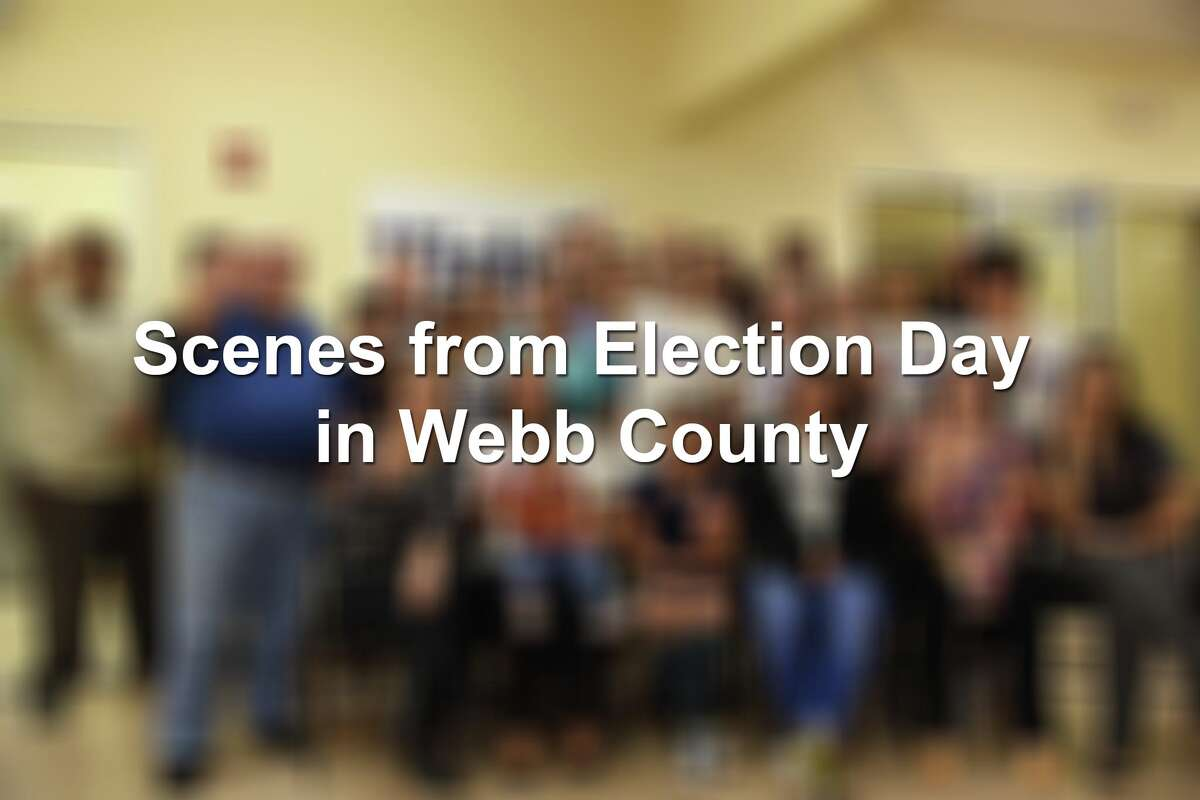 Keep scrolling to see how local candidates spent their time awaiting final voting results Tuesday afternoon.