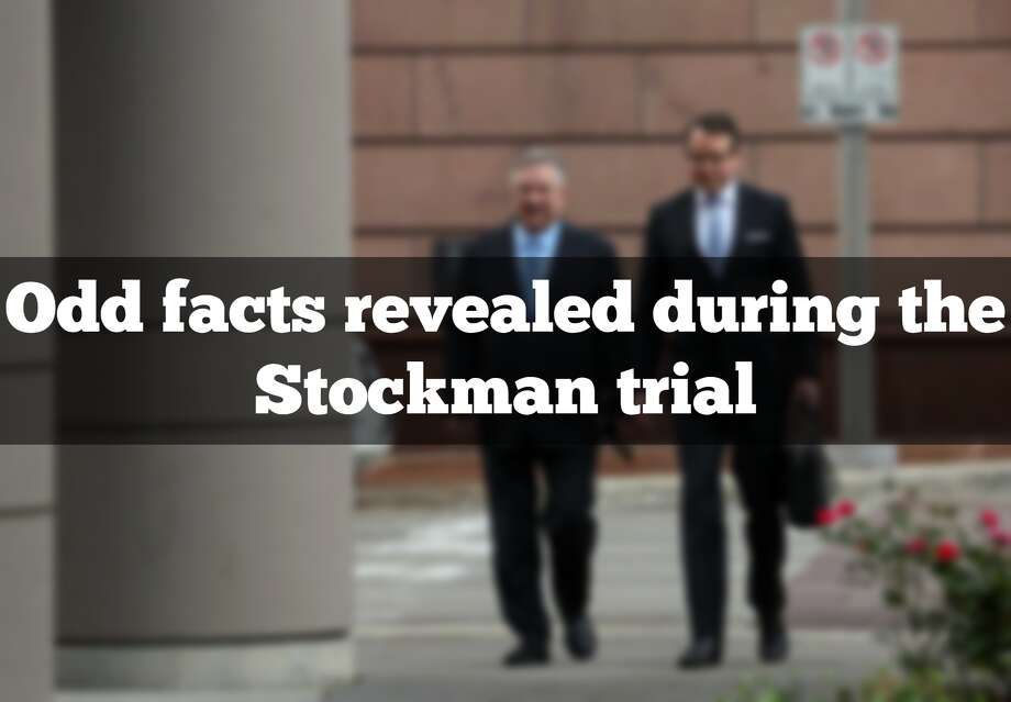 Check out some of the odd and curious facts revealed during the trial of former U.S. representative Steve Stockman (R-Texas). Photo: File/Houston Chronicle