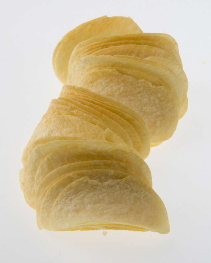 Pringles sells Thanksgiving-flavored chips for limited time. Photo: David Cooper/Toronto Star Via Getty Images