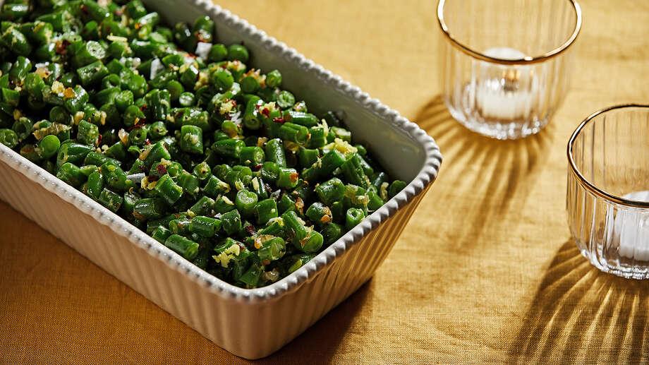 Zippy Green Beans. Photo: Photo By Tom McCorkle For The Washington Post. / The Washington Post