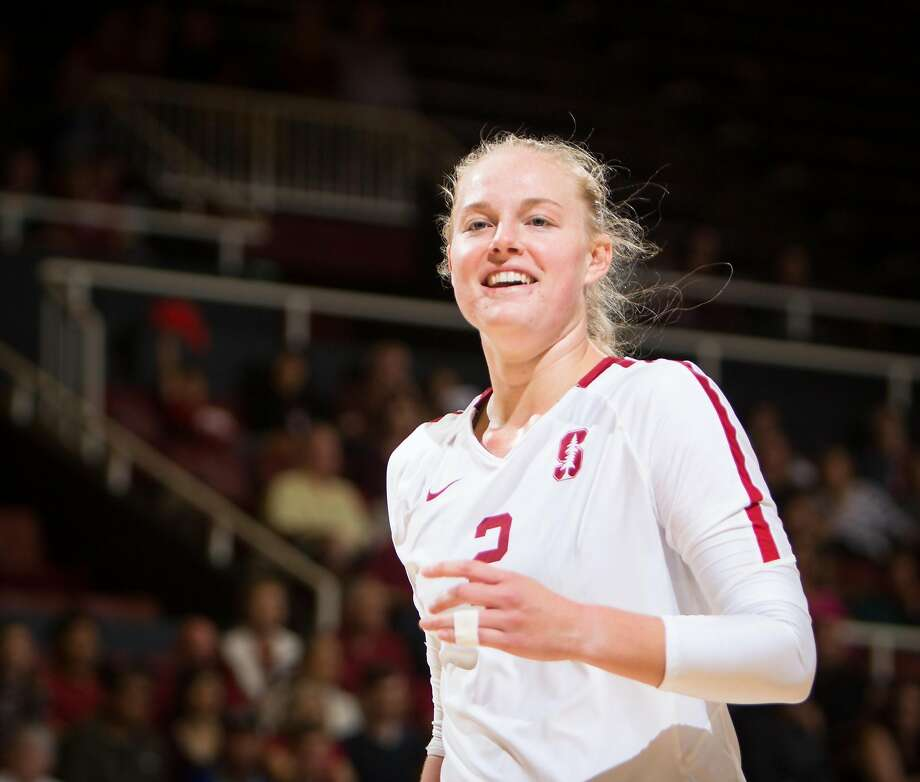 Kathryn Plummer Photo: ISIPhotos.com / Erin Chang/Stanford Athletics