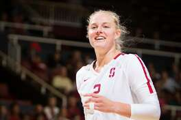 All-America outside hitter Kathryn Plummer is trying to lead Stanford to its second national title in three years.
