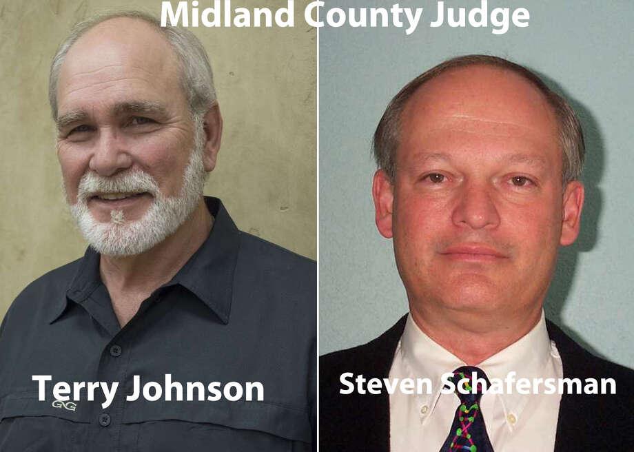 County judge  Terry Johnson 31,953 79.87  Steven Schafersman 8,052 20.13