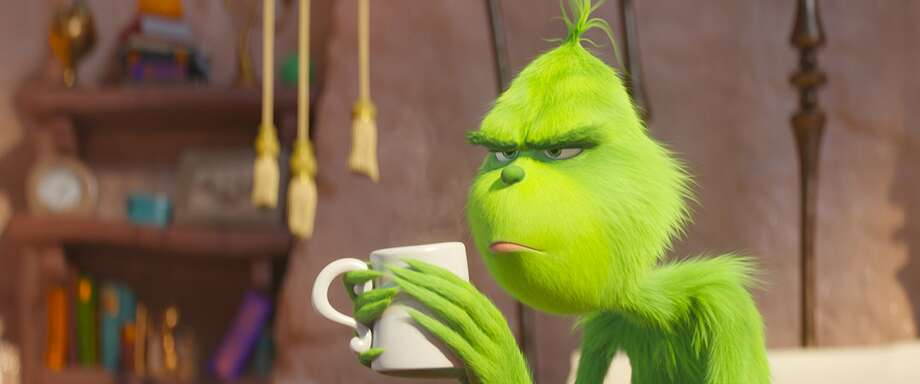 'Dr. Seuss'The Grinch' Photo: Universal Pictures