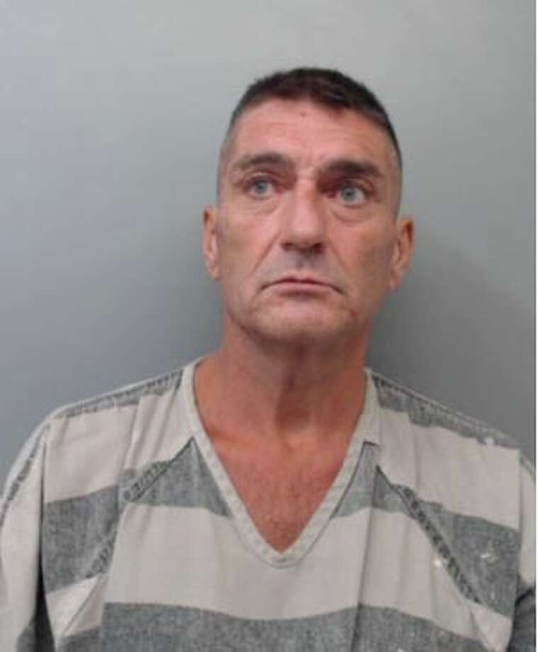 Randell Walden, 54, was charged with criminal trespass. Photo: Webb County Sheriff's Office