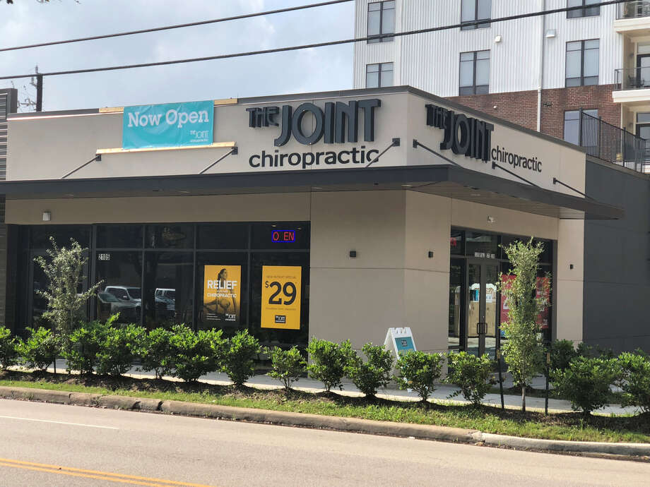 The Joint Chiropractic, a chain of chiropractic offices, has opened its 14th Houston-area location at 2105 Yale. Photo: Courtesy Of The Joint Chiropractic