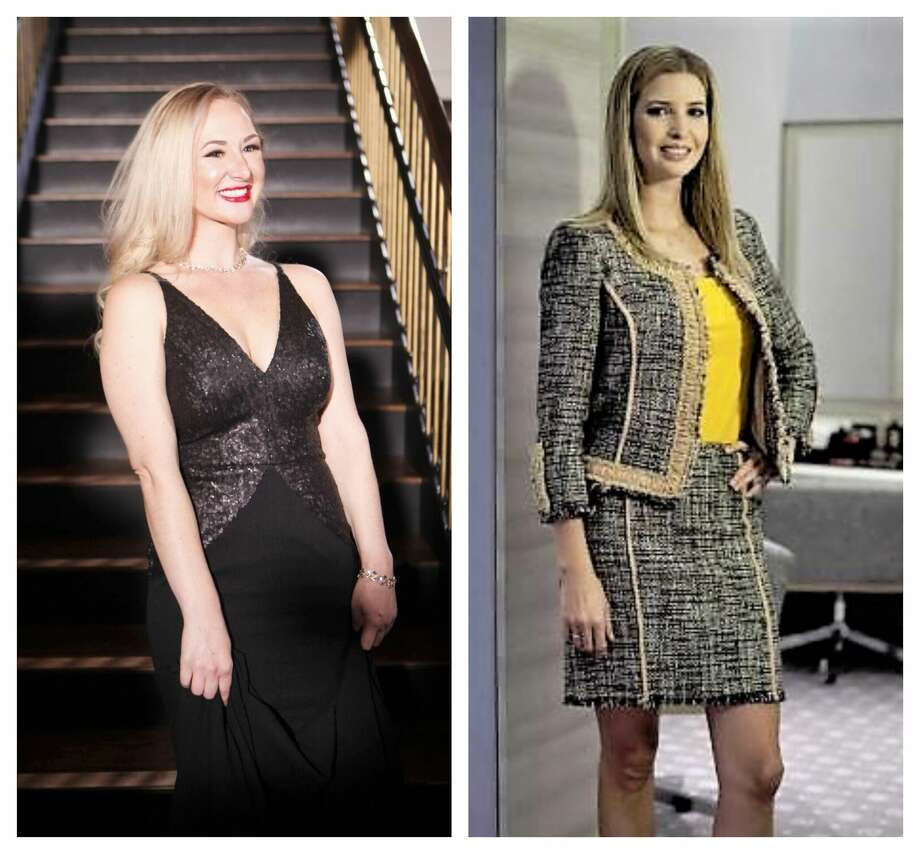 Houston resident Sarah Schmidt said she wanted to look like Ivanka Trump. Did the surgery succeed? >>>See Schmidt's before and after photos... Photo: Courtesy Photo