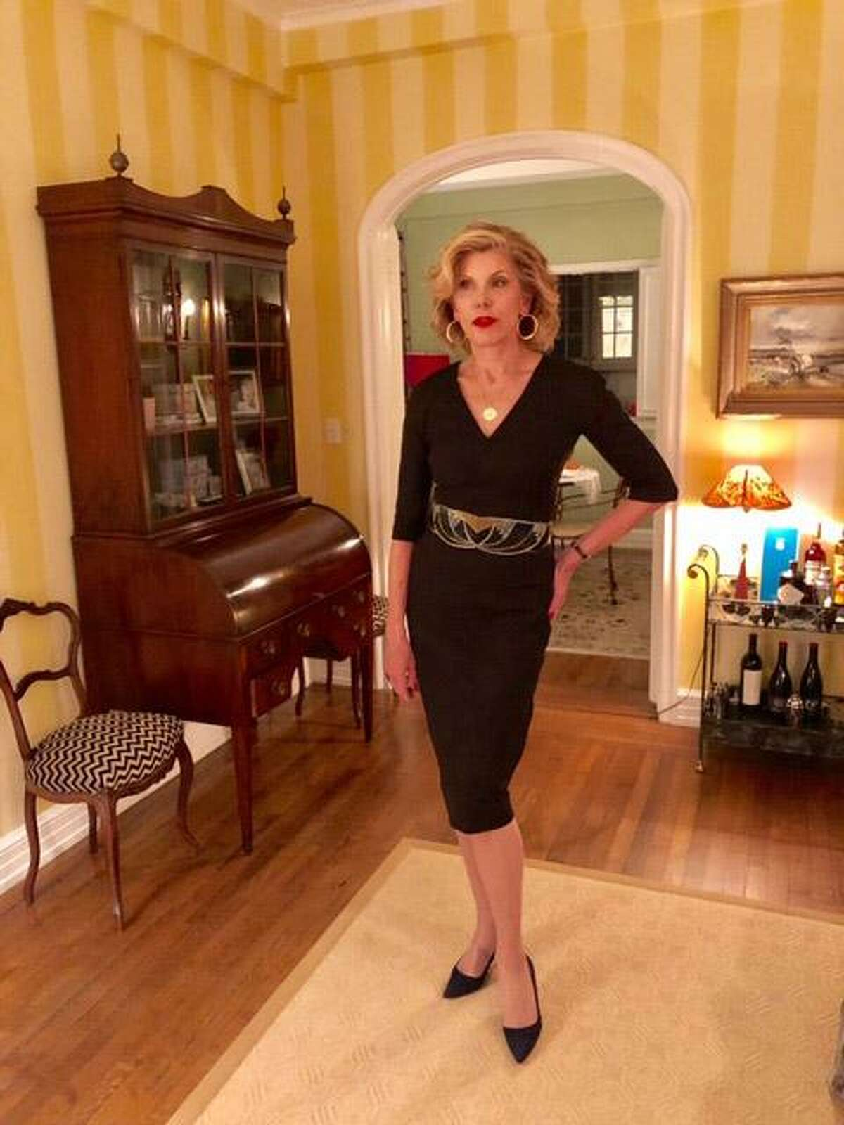 Christine Baranski is busy with television work, but also finds time to be a board member on the Housatonic Valley Association.