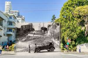 Lombard Street: 1922
