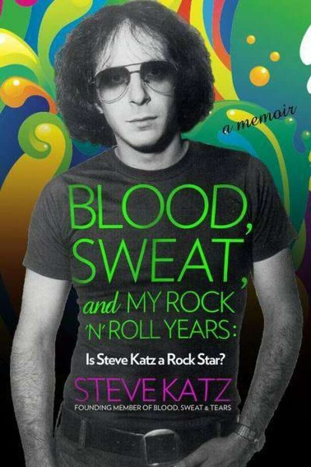 """Steve Katz, a founding member of Blood Sweat and Tears, will perform and sign copies of his book, """"Blood Sweat and My Rock and Roll Years; Is Steve Katz a Rock Star?"""" an autobiography that recounts his extraordinary journey in the world of music, Saturday at the Red Room Sound Studio in Litchfield. Photo: Contributed Photo /"""
