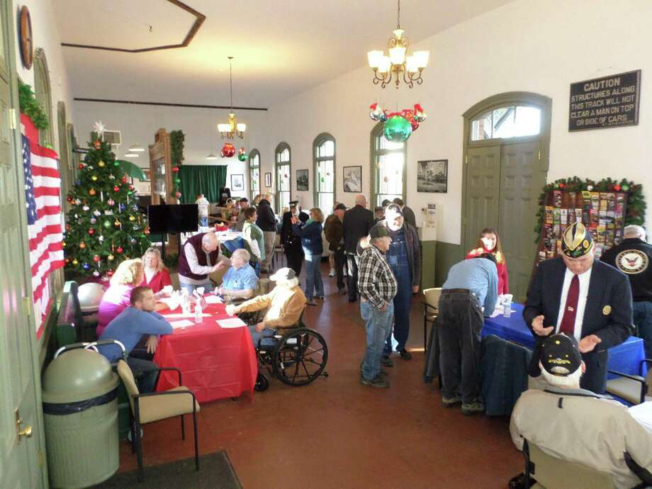 "Veterans enjoy the 2016 RMNE ""Salute to Veterans"" event. Photo: RMNE / Copyright 2012"