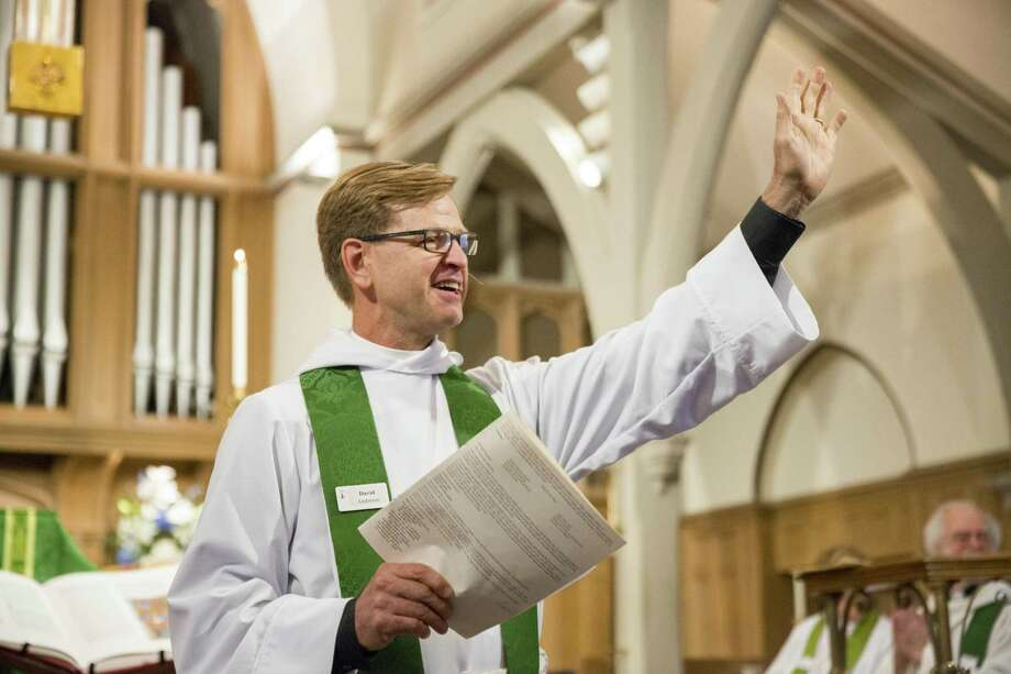 David Anderson, rector for Saint Luke's Parish. Photo: /contributed Photo / ©2017 William Taufic Photography