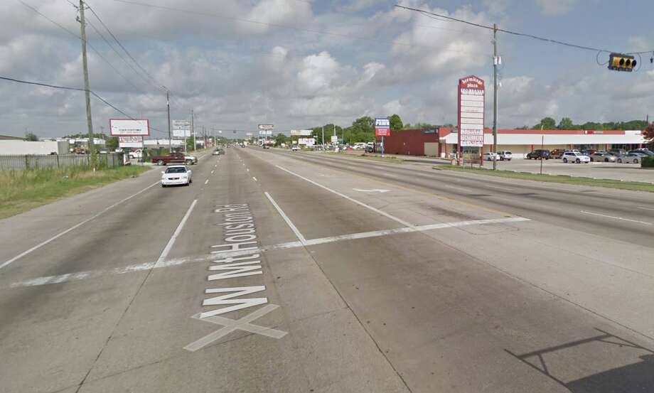 A child is dead after a crash Wednesday in north Houston. >>Check out the most dangerous roads and intersections in Houston... Photo: Google Maps