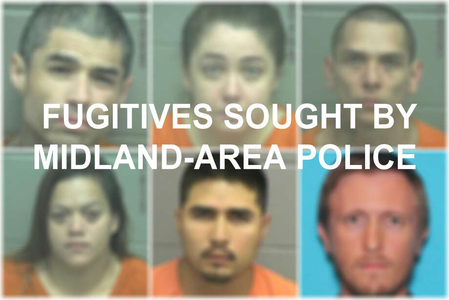 Over a dozen fugitives are wanted by Midland authorities. Click through to see the mugshots of those who have active warrants for their arrest.