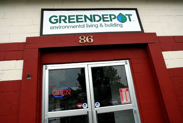 The 1,800-foot retail store in Colonie is one of 10 Green Depots. (Cindy Schultz / Times Union) Photo: CINDY SCHULTZ / 00009487A