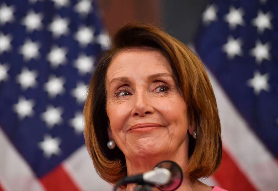 House Democratic leader Nancy Pelosi is a prohibitive favorite to retake the speakership, which she lost in 2010 to the Republican Tea Party wave. But a small group of Democratic lawmakers who think the party needs a change at the top is quietly organizing in hopes of blocking her path. Photo: Nicholas Kamm / AFP