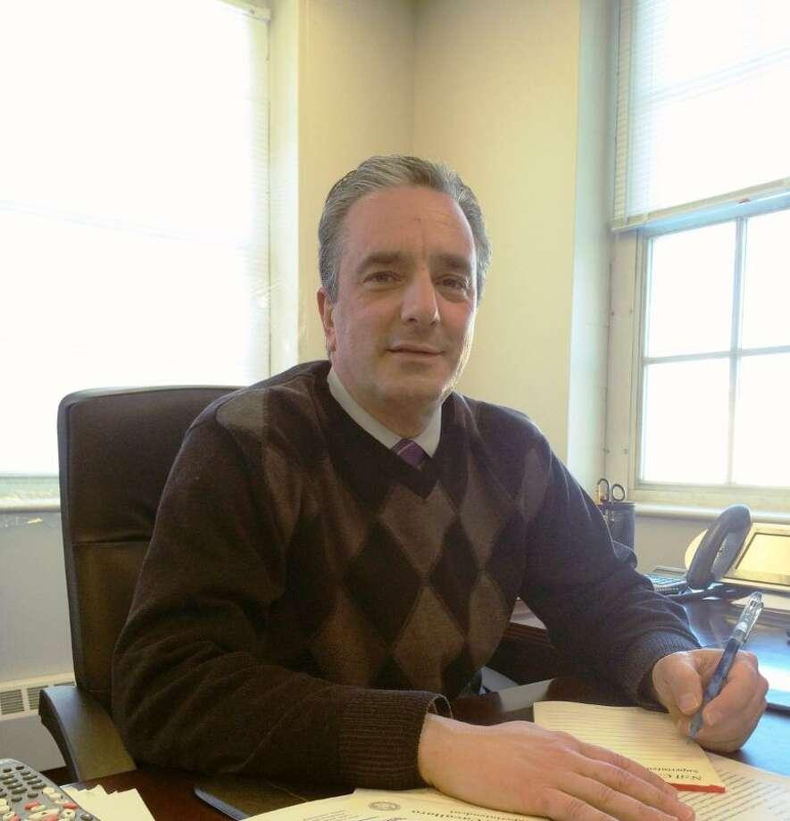 West Haven Superintendent of Schools Neil C. Cavallaro Photo: Contributed