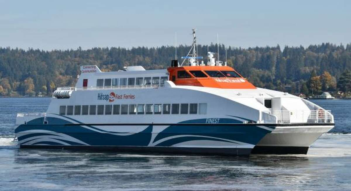 New Southworth-Seattle fast ferry opens later this month