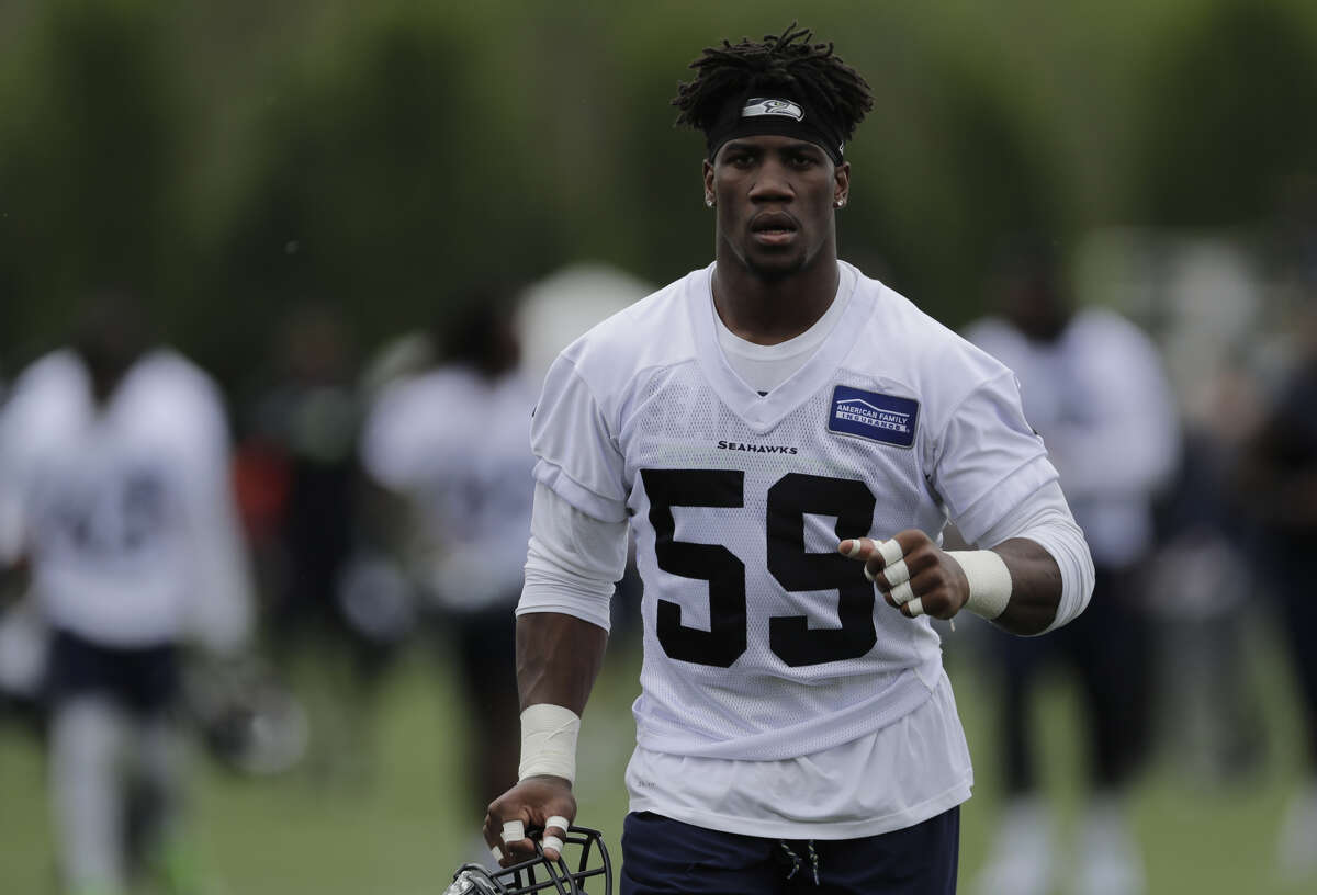 I'm speaking it into existence': Seahawks' Martin aiming for 12 ...