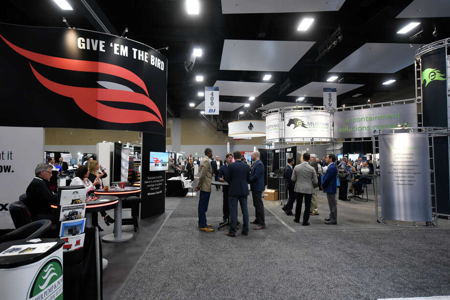 """Hart Energy is presenting its annual Executive Oil Conference this week at the Horseshoe. The conference will offer an in-depth look at the issues facing what Hart calls """"The Center of the Action."""" Photo: James Durbin / ? 2018 Midland Reporter-Telegram. All Rights Reserved."""