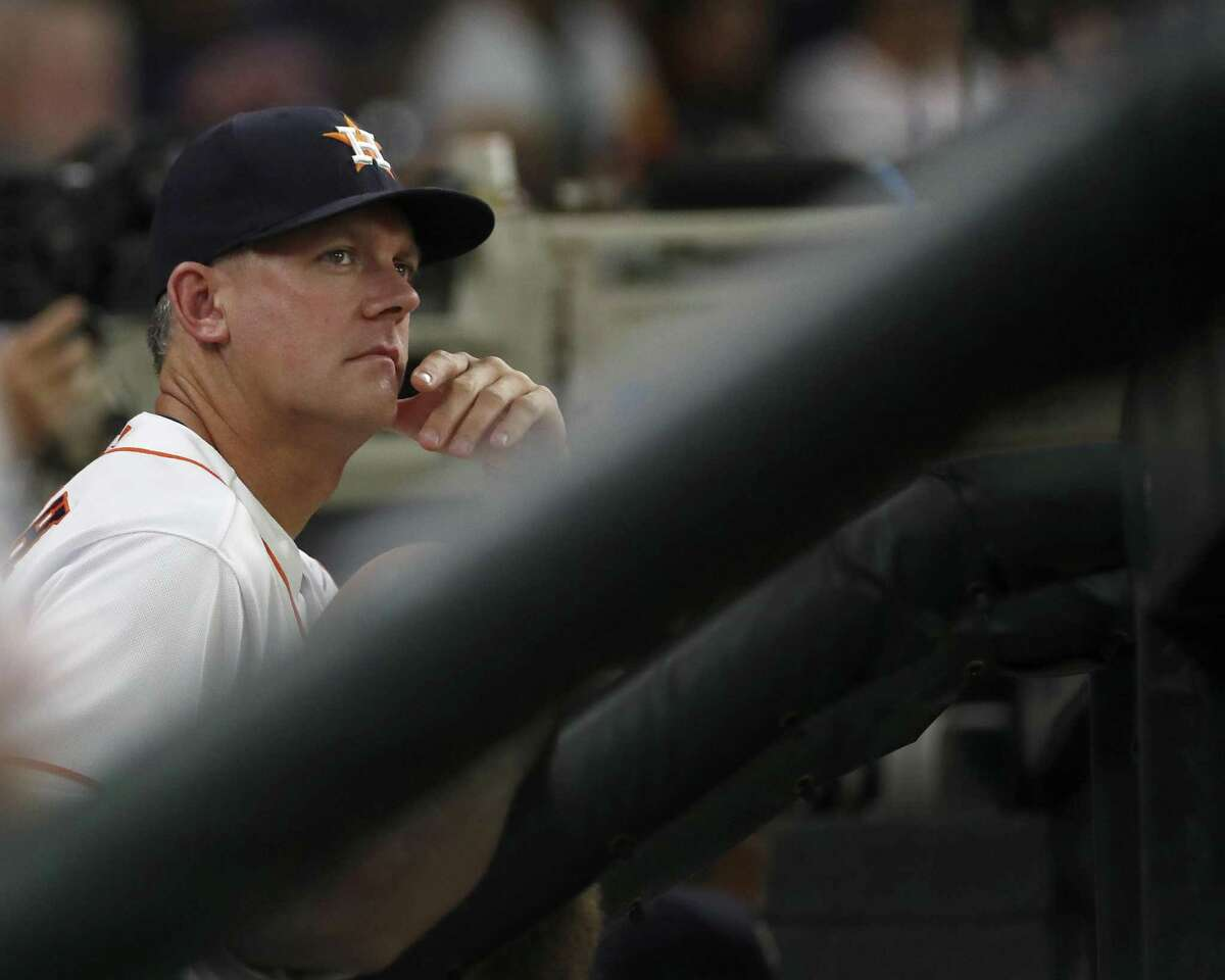 While several vital players will remain in place, the roster Astros manager AJ Hinch will have at his disposal in 2019 will be without a number of contributors to the team's recent success.