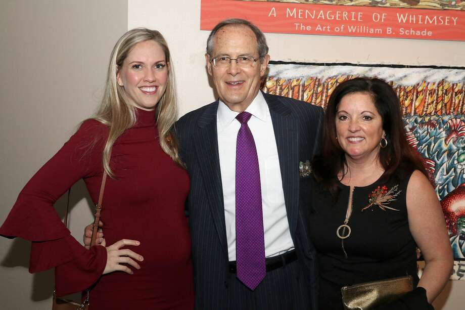 Were you Seen at the Albany Institute of History & Art's 7th Annual Work of Art fundraiser honoring Michael Oatman on Wednesday, Nov. 7, 2018? Photo: Joe Putrock/Special To The Times Union